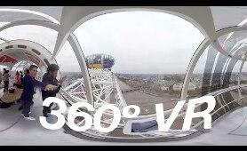 360º VR Tour of EF London ‒ #360Video