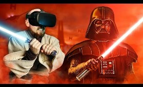 Star Wars Vader Immortal Episode 1 Oculus Quest VR Complete Playthrough
