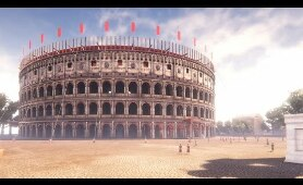 Ancient Colosseum: A Virtual reality experience with Oculus Rift