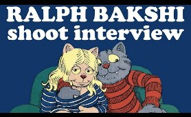 Ralph Bakshi Shoot Interview!