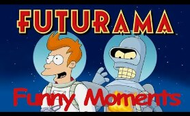 Futurama Funny Moments || Futurama Best Moments-Fry ,Amy, Hermes, Farnsworth, Zoidberg, Bender and Leela