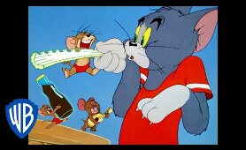 Tom & Jerry | The Joy of Summer | Classic Cartoon Compilation | WB Kids