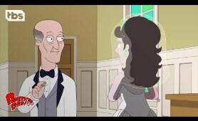American Dad: Dr. Kalgary's Wedding (Clip) | TBS