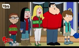 American Dad: Let Them In - American Dad Holiday Special (Clip) | TBS