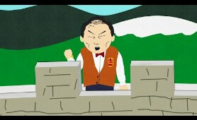 Tuong Lu Kim Best Moments! South Park