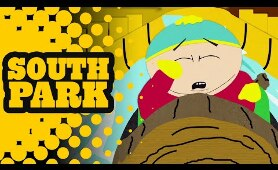 Cartman is Alone and the Happiest He's Ever Been - SOUTH PARK