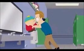 PC Principal Beats Up Cartman - South Park Best Moments #3