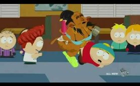 Snooki on South Park