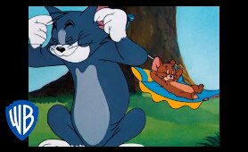 Tom & Jerry | Make 'Em Laugh! | Classic Cartoon Compilation | WB Kids