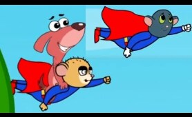 Rat-A-Tat |'Superhero Mice Kids & Baby Don Animated Cartoons'| Chotoonz Kids Funny #Cartoon Videos