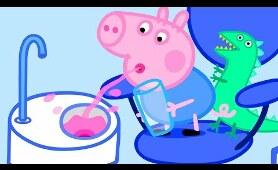 Peppa und Schorsch besuchen den Zahnarzt | Cartoons für Kinder | Peppa Wutz Neue Folgen