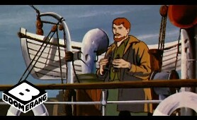 Jonny Quest | Laser Rescue | Boomerang Official