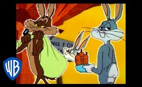 Looney Tunes | Wile E. Coyote Genius vs. Bugs Bunny