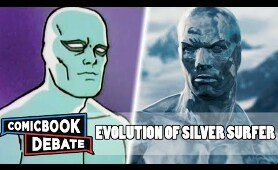 Evolution of Silver Surfer in Cartoons, Movies & TV in 6 Minutes (2018)