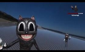 Lolathon VRChat Archive May 30th 'Cartoon Cat   Vrchat   New Avatar'