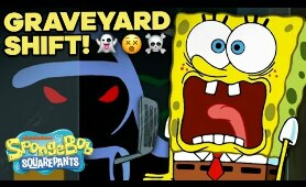 "Why ""Graveyard Shift"" is a LEGENDARY Episode of SpongeBob"