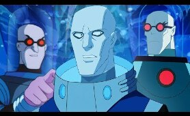 Mr. Freeze! | Classic Batman Cartoons | DC Kids
