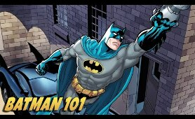 Batman's Best Gadgets | Batman 101 | DC Kids