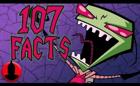 107 Invader Zim Facts You Should Know | Channel Frederator