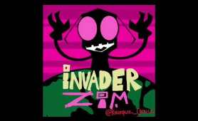 INVADER ZIM INTRO THEME || Rock Metal Dual MIX [LEER LA DESCRIPCIÓN]