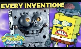 Top 63 Greatest Inventions from SpongeBob SquarePants!