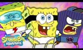 SpongeBob's 31 Best Alter-Egos!